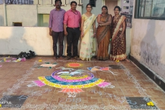 Rangoli-with-team