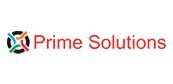 Prime solutions logo